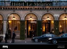 Meurice Hotel Stock &