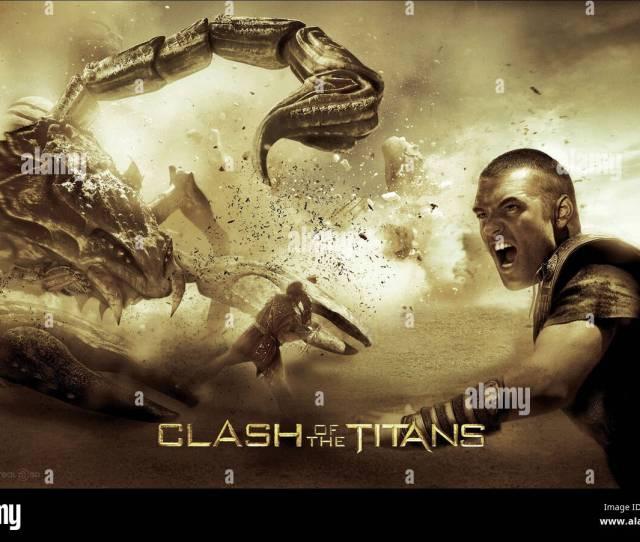 Sam Worthington Poster Clash Of The Titans 2010