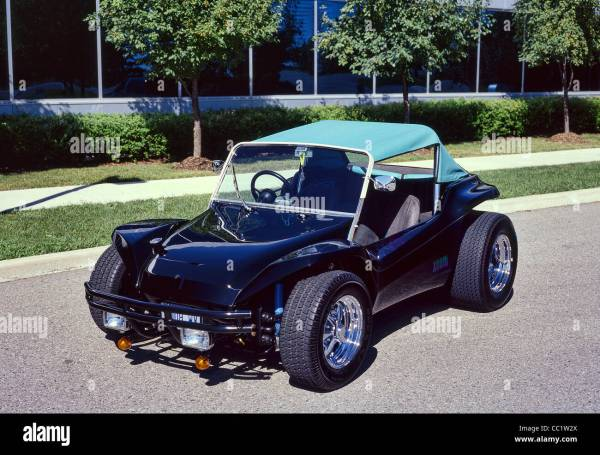Manx Dune Buggy Chassis - Year of Clean Water
