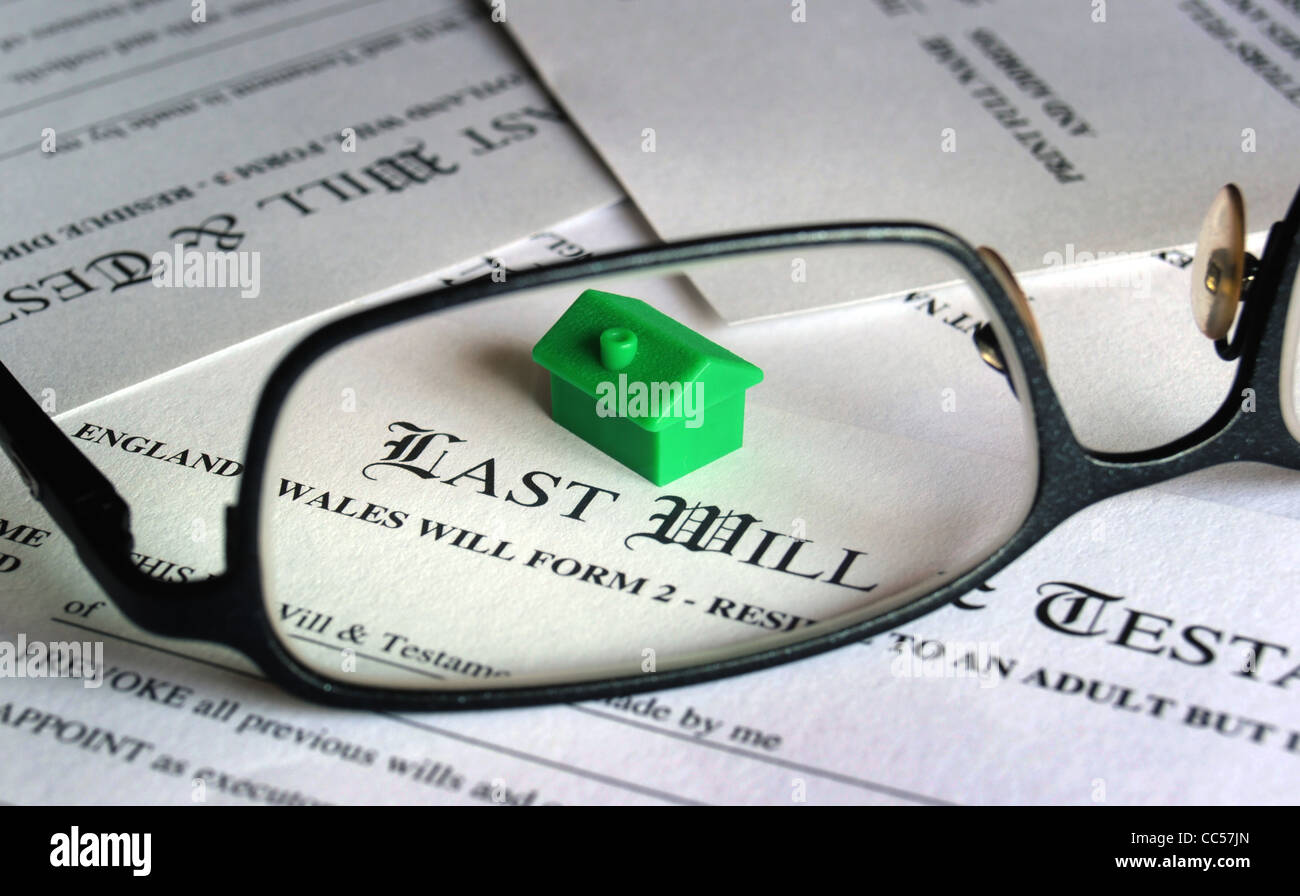 LAST WILL AND TESTAMENT FORMS WITH MODEL HOUSE RE WILLS WILL WRITING ...