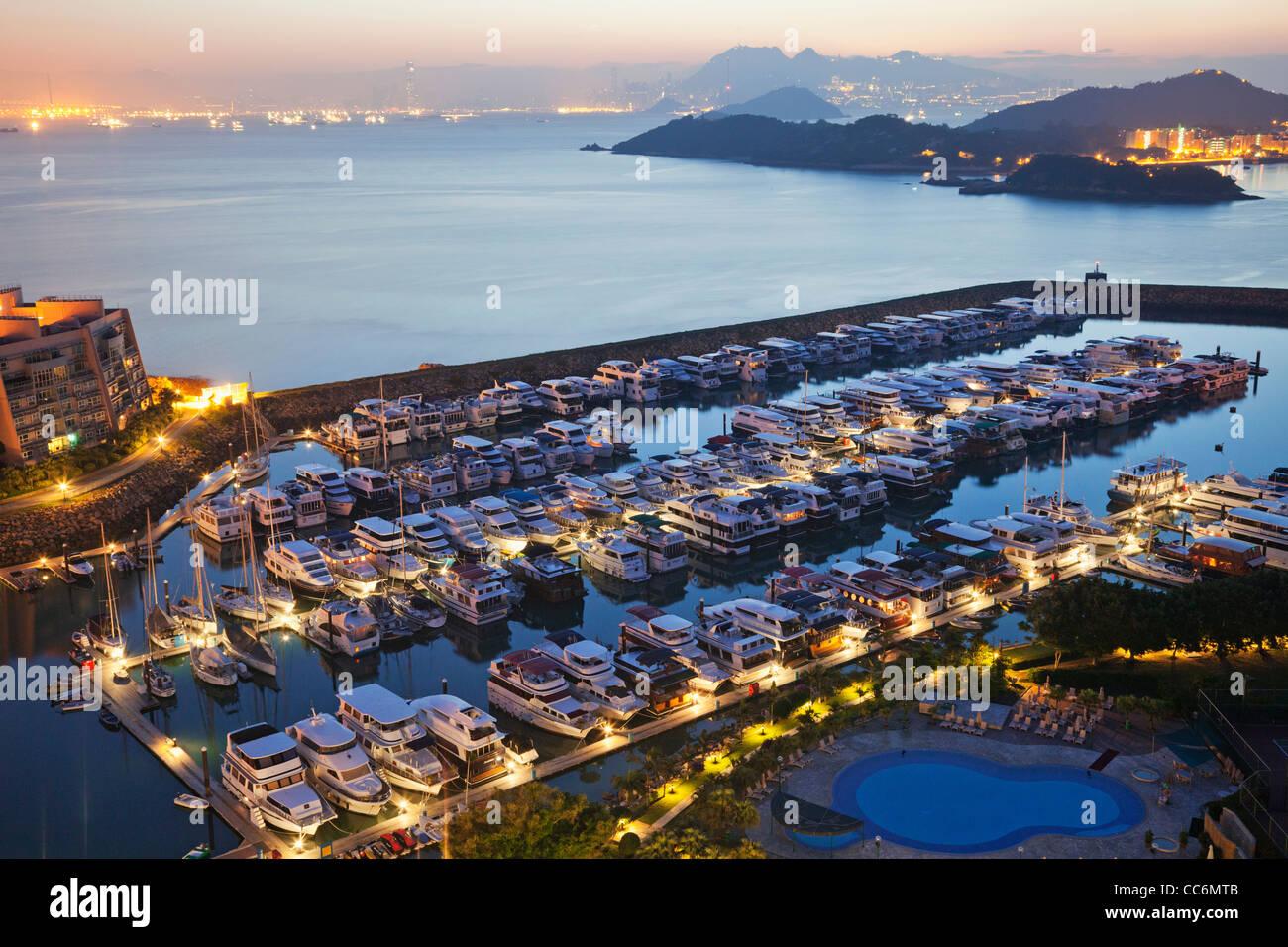 China Hong Kong Lantau Discovery Bay Discovery Bay