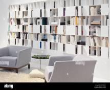 Home Library Interior Design