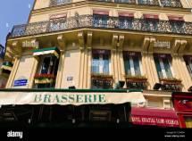 Boulevard Saint Germain Paris Stock &