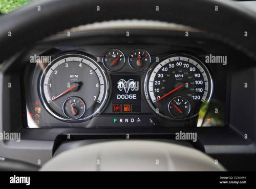 small resolution of the 2010 dodge ram hemi bighorn crew cab is offered exclusively with a 390hp hemi v8 engine vehicle in austin tan pearl pictured instrument cluster