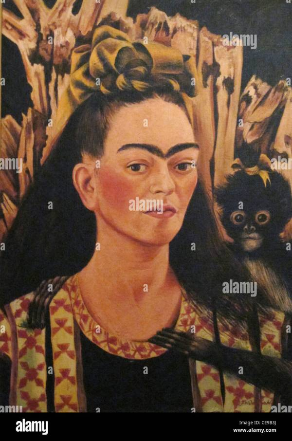 Famous Paintings by Frida Kahlo
