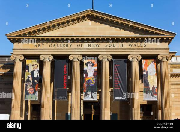 Art Gallery of Sydney New South Wales