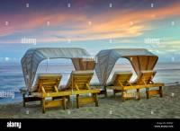Beach chairs at the Four Seasons Resort. Hawaii, The Big ...