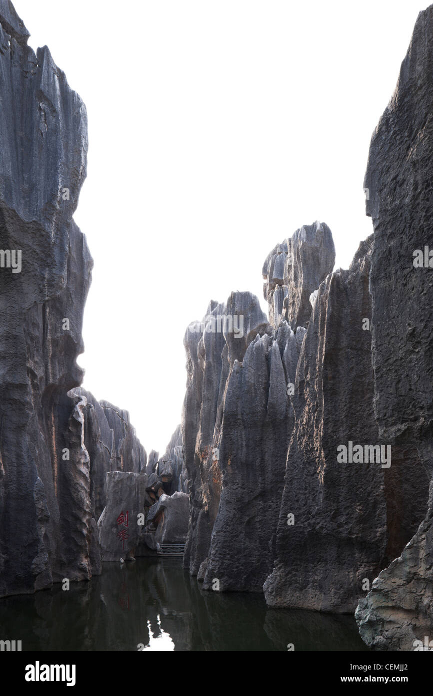 China ,yunnan ,stone Forest, Landscape,famous Place,travel