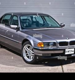bmw 7 series e38 model james bond classic car [ 1300 x 956 Pixel ]