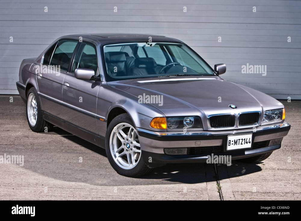medium resolution of bmw 7 series e38 model james bond classic car