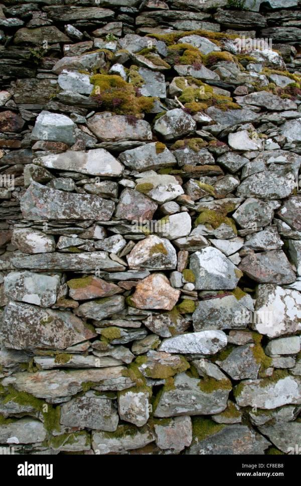 Random Rubble Stone Masonry Foundation