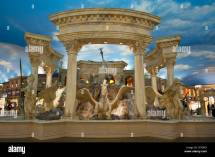Forum Shops Luxury Shopping Mall Caesars
