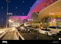 Yas Island Abu Dhabi United Arab Emirates