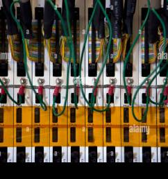 cosmic ray wiring harness electronic panel at fluorescence detectors mirror array scientific observatory electronic equipment  [ 1300 x 956 Pixel ]