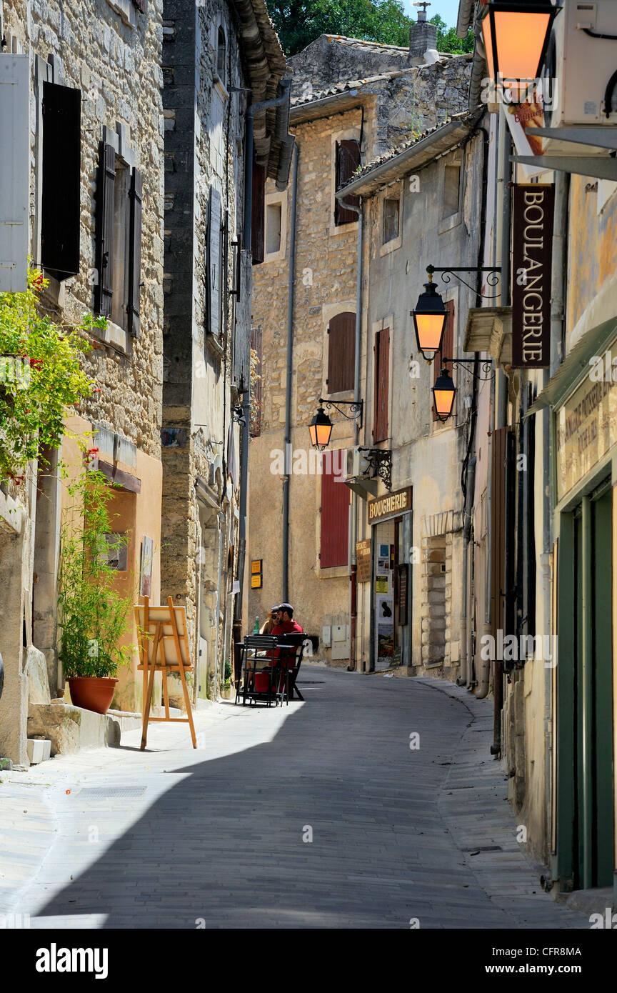 Plus Beaux Villages De Provence : beaux, villages, provence, Traditional, Stone, Houses,, Beaux, Villages, France, Stock, Photo, Alamy