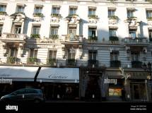 Paris Luxury Hotel Stock &