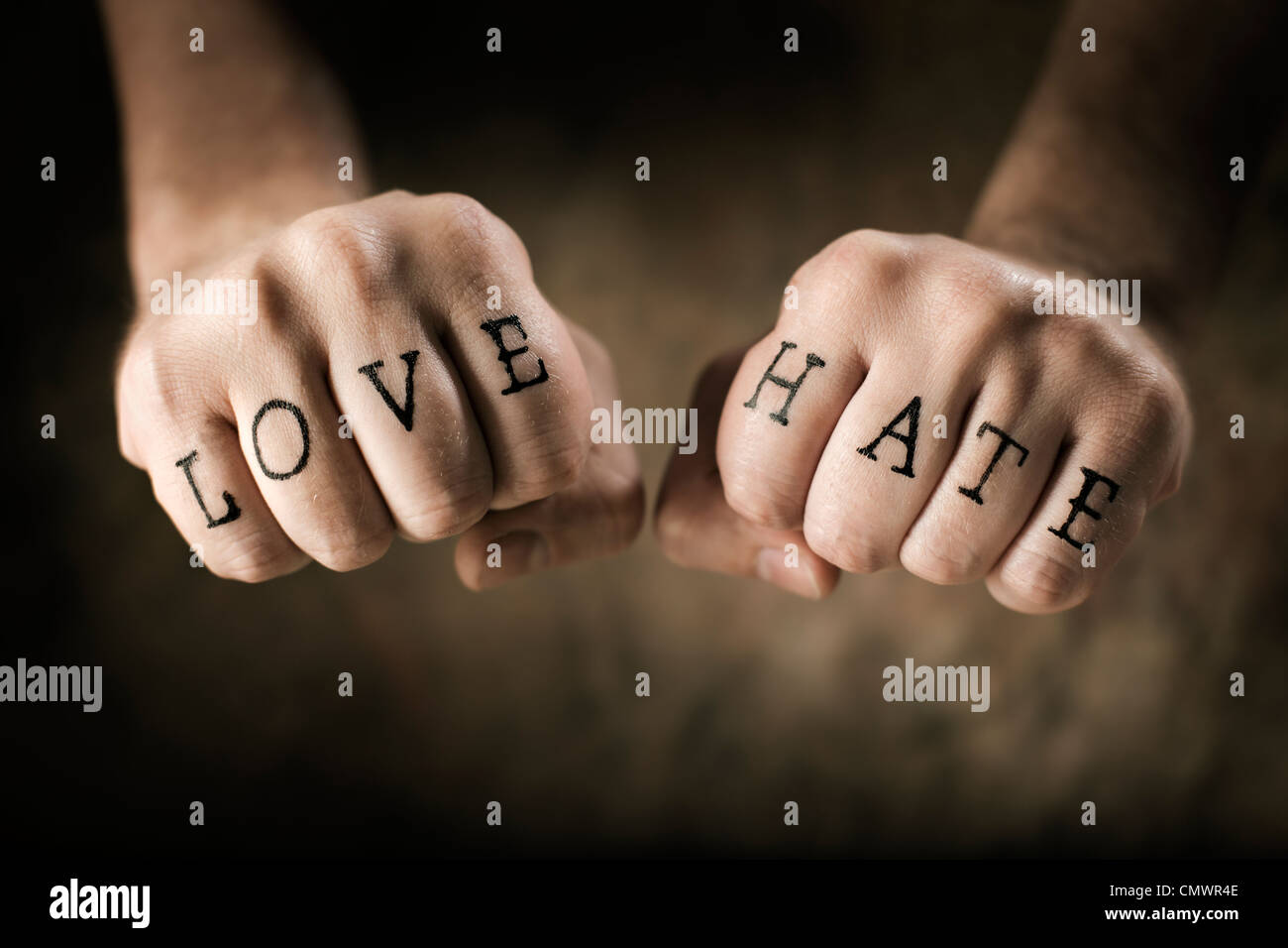 Tattoos For Men On Hand Love