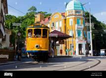 Santa Teresa Tramway Largo Curvelo Rio De Janeiro