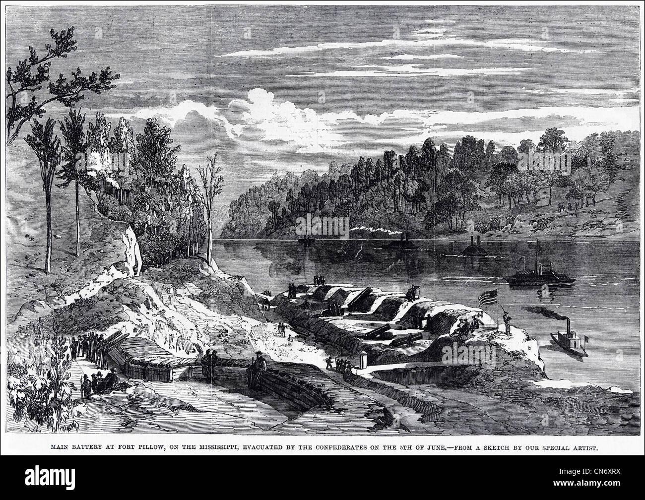 American Civil War 1861