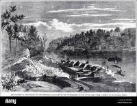 American Civil War 1861 - 1865 Fort Pillow on the ...