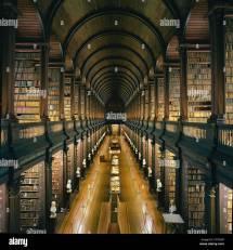 Library Trinity College Dublin - Long Room