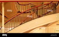 Spiral Staircase And Landing Stock Photos & Spiral ...