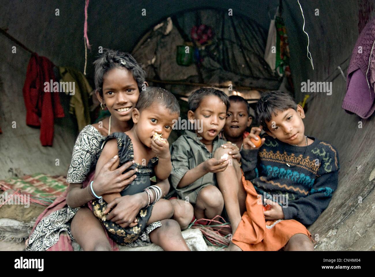 poor kids india stock
