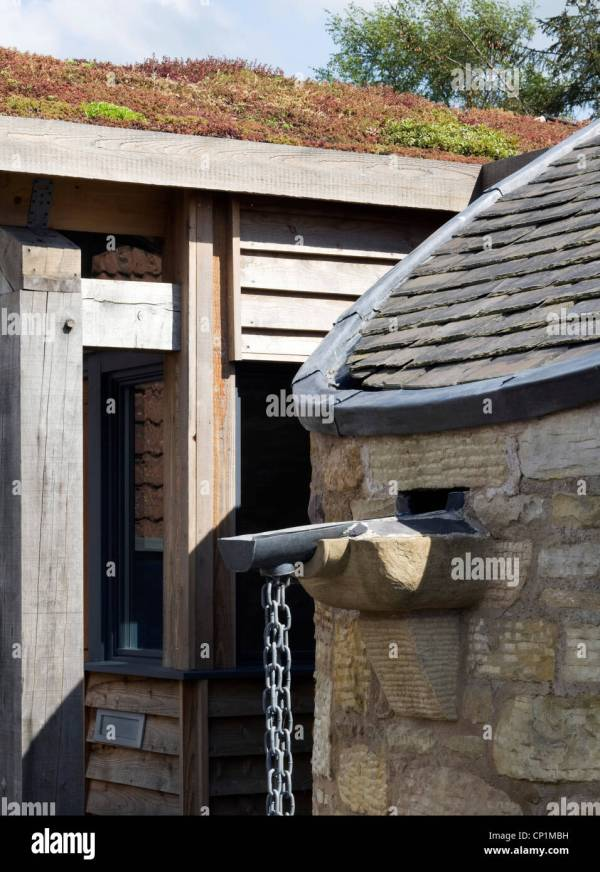 Roof Water Drainage Spout
