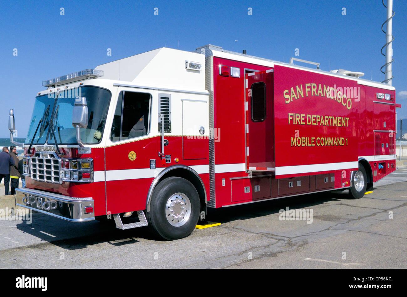 Mobile Emergency Communications San Francisco Fire Dept