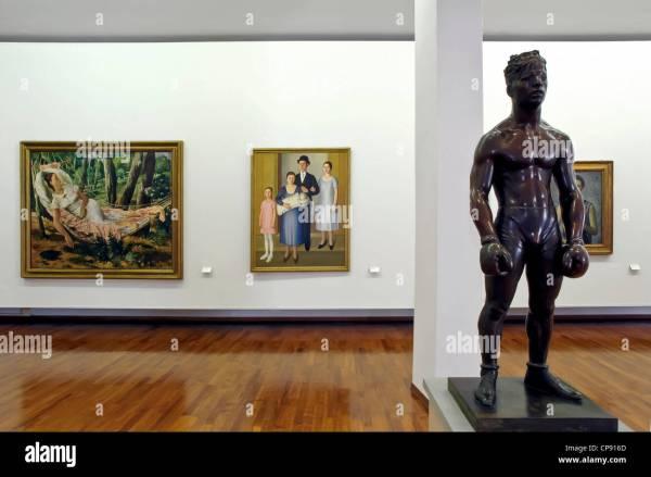 Europe Italy Piedmont Turin Modern Art