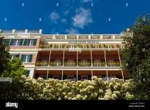 Dubrovnik Croatia - Hilton Grand Hotel Imperial Stock