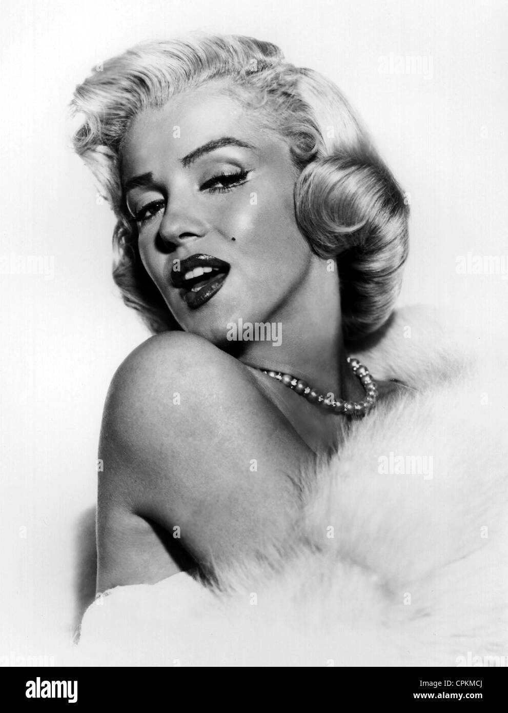 Star Of Marilyn Monroe Stock Photos & Star Of Marilyn Monroe Stock