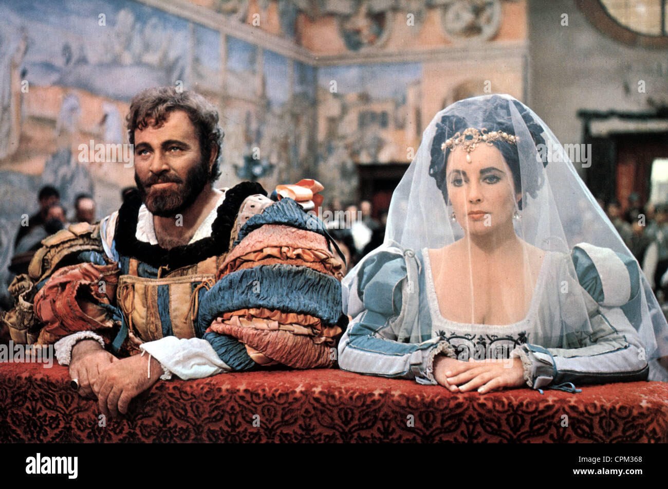 The Taming Of The Shrew Stock Photo
