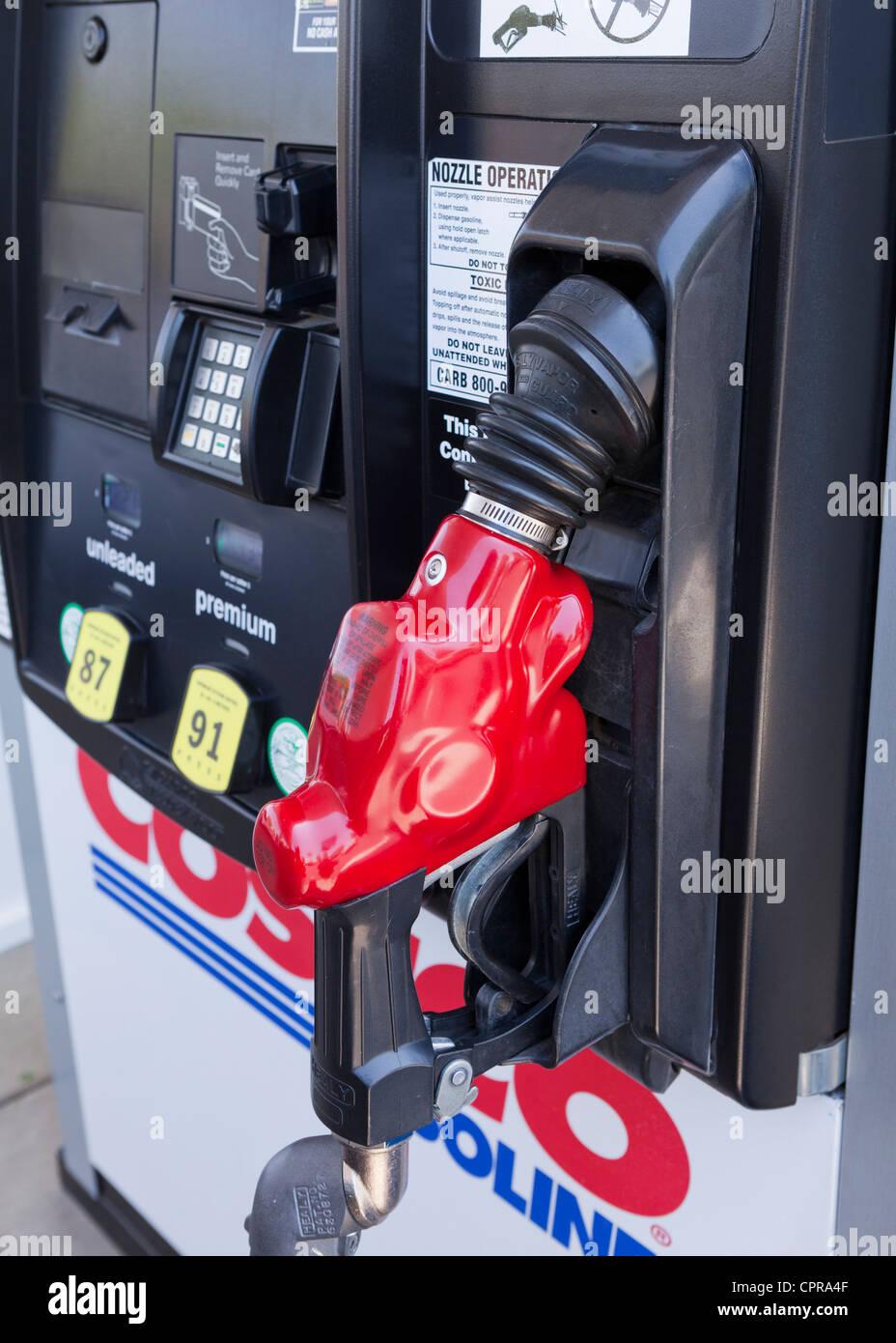 fuel pump and dispenser
