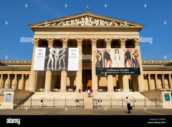 Hungary Budapest Museum Of Fine Arts Szepmuveszeti Muzeum