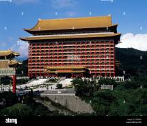 Tthe Grand Hotel. Taipei. Taiwan Stock Royalty Free