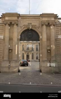 Porte Cochere Stock &