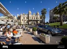 Principalty Of Monaco Monte Carlo Place Du