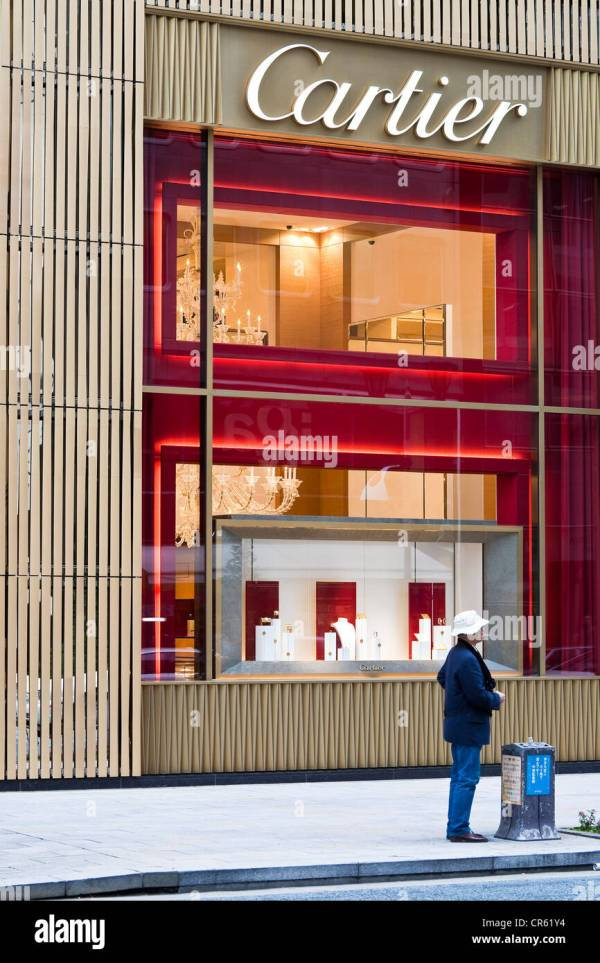 Cartier Window Stock &