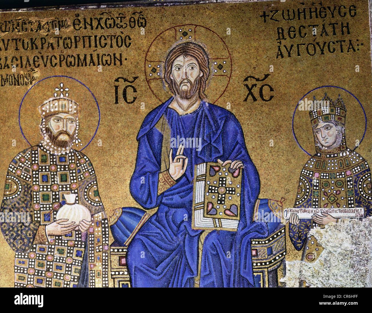 Constantine Ix Monomachos Circa