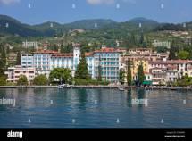 Hotel Savoy Palace Gardone Riviera Lake Garda Brescia
