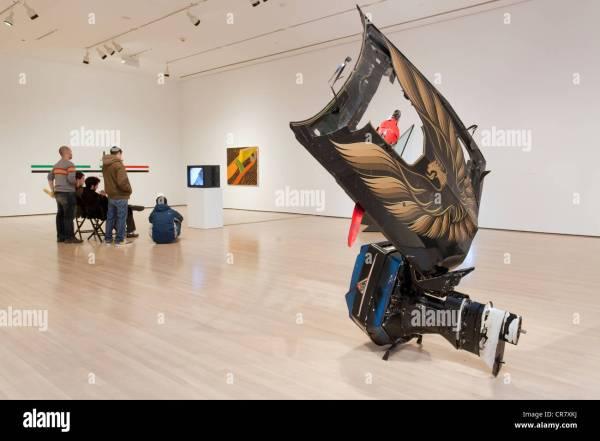 Contemporary Art Museum Montreal