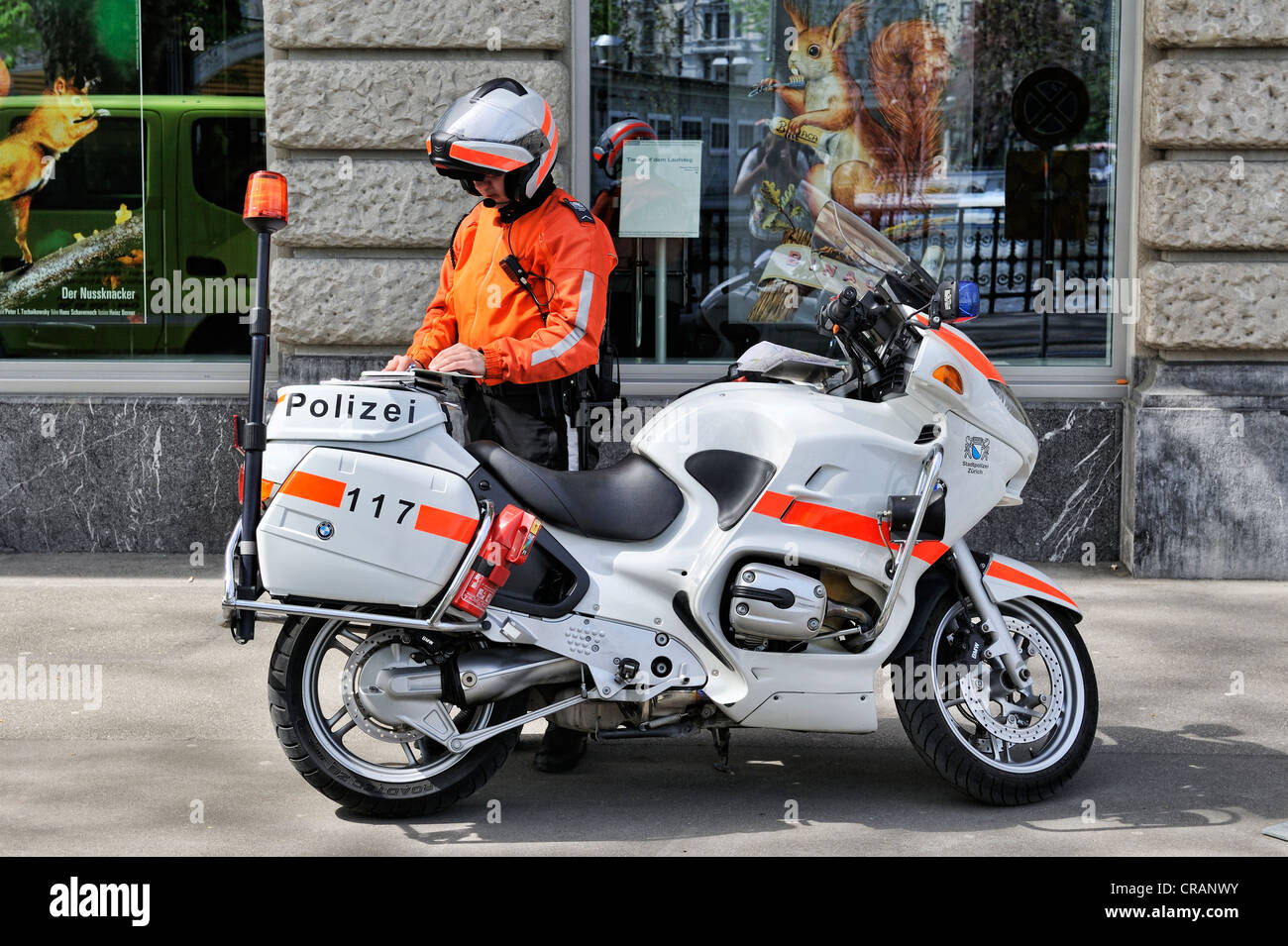 hight resolution of policeman with a bmw r1150rt motorbike built in 2003 and 2004 city police of