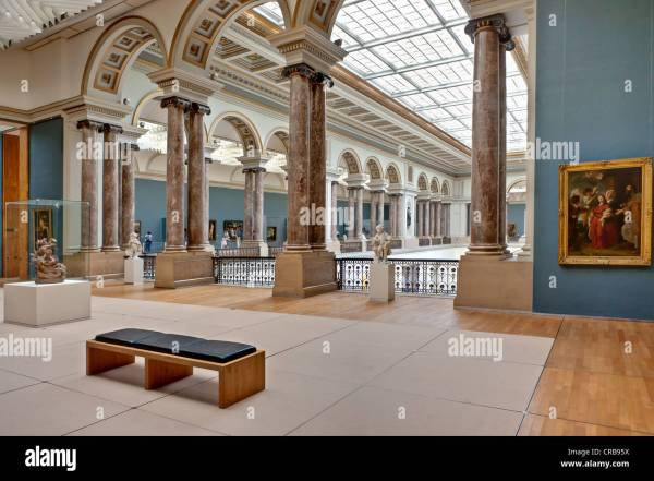 Royal Museums Of Fine Arts Belgium Muses Royaux Des Beaux-arts Stock 48806518 - Alamy
