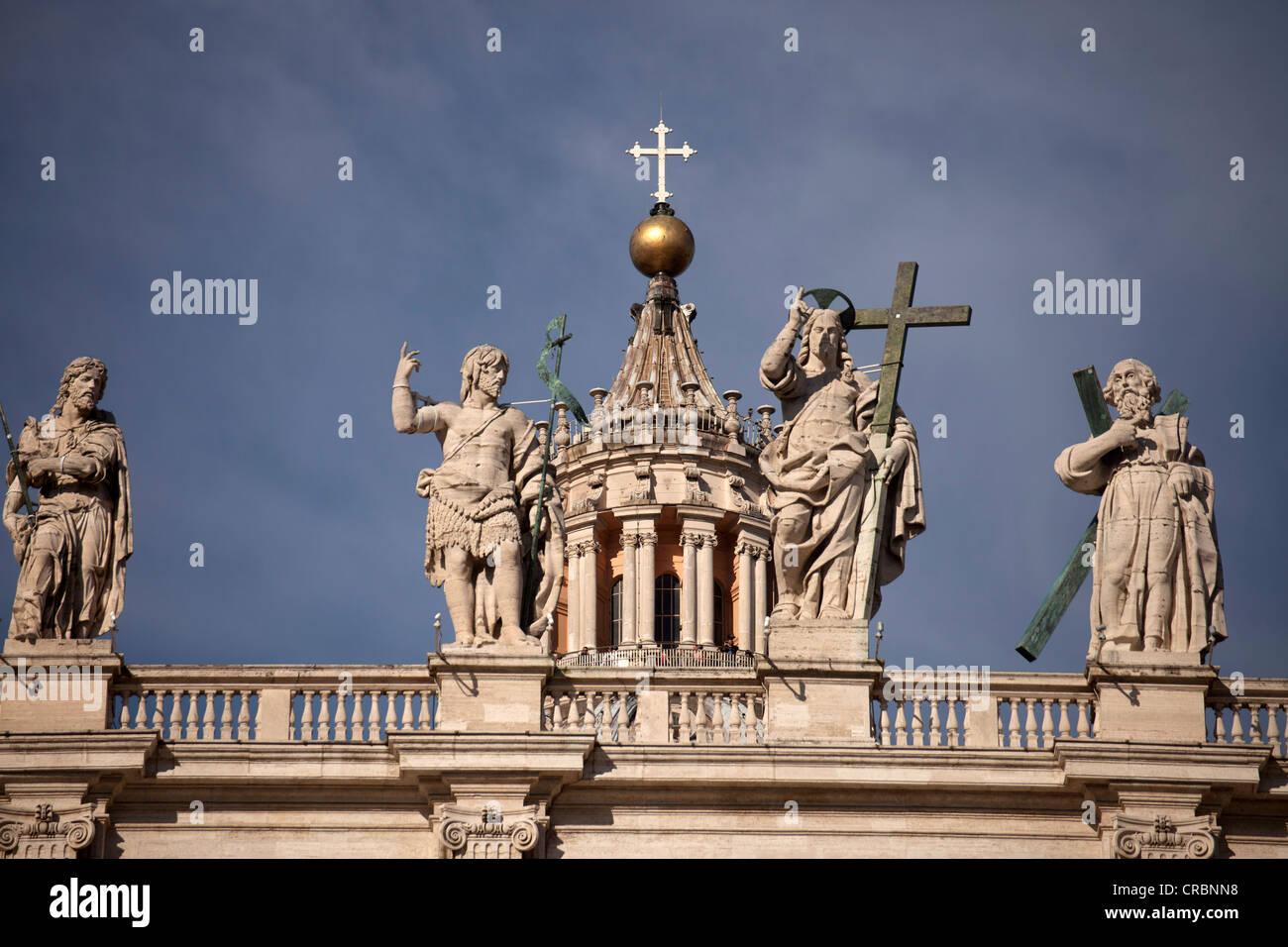 St Peters Basilica Cross