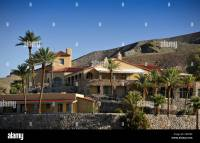 Furnace Creek Inn luxury resort, Death Valley National