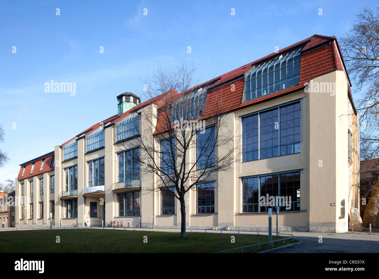Bauhaus University Weimar Main Building Unesco World Heri E Site Architect Henry Van De