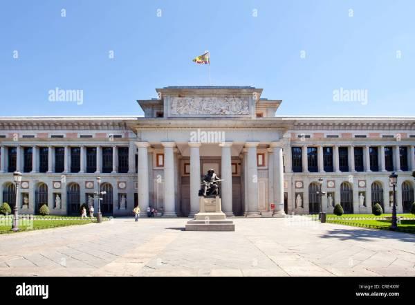 Museo Nacional Del Prado Museum Puerta De Velazquez