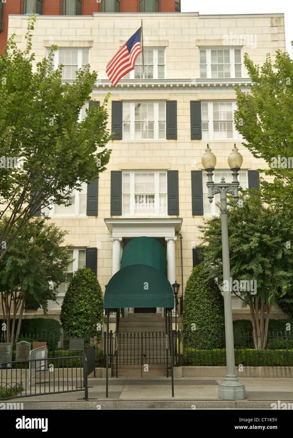 Blair House Dc 3