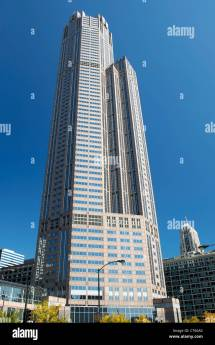 Wacker Drive Chicago Stock &